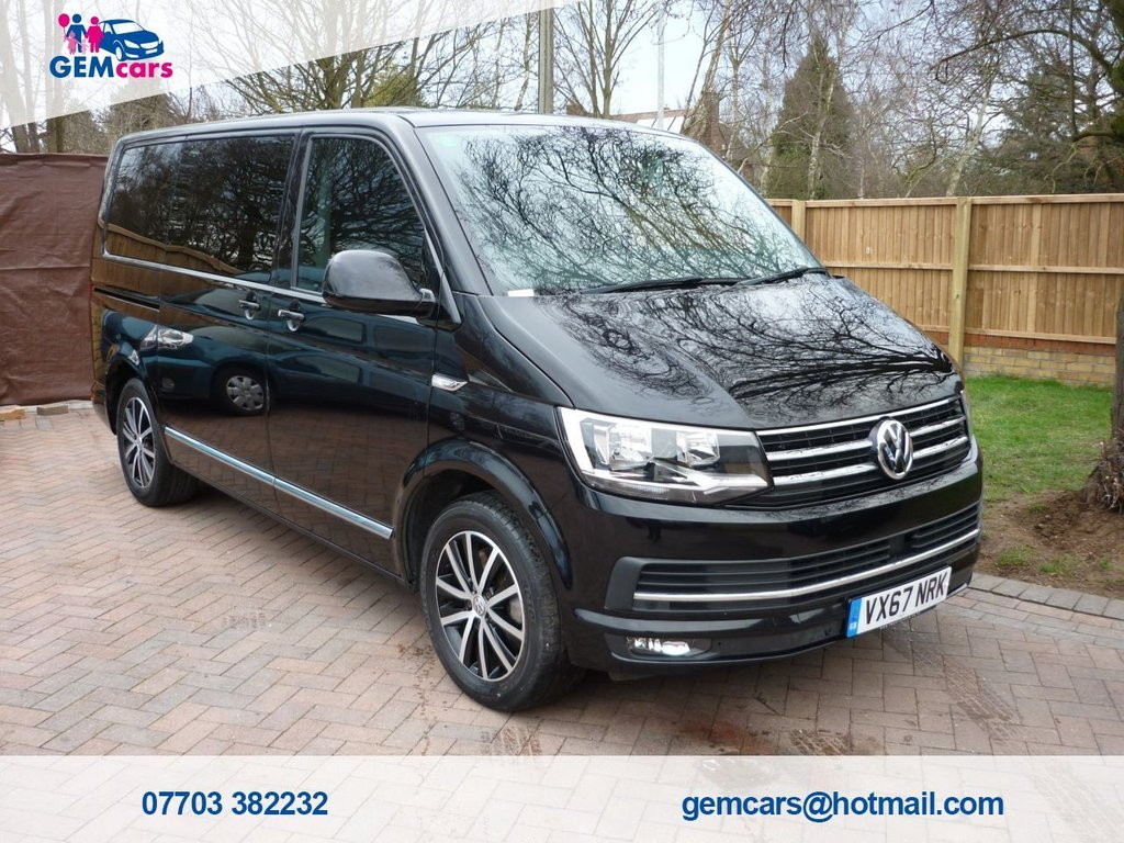 USED 2017 67 VOLKSWAGEN CARAVELLE 2.0 EXECUTIVE TDI BMT 5d 201 BHP GO TO OUR WEBSITE TO WATCH A FULL WALKROUND VIDEO