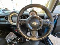 USED 2011 61 MINI HATCH COOPER 1.6 COOPER S 3d 184 BHP SAT NAV, PAN ROOF, 1 OWNER