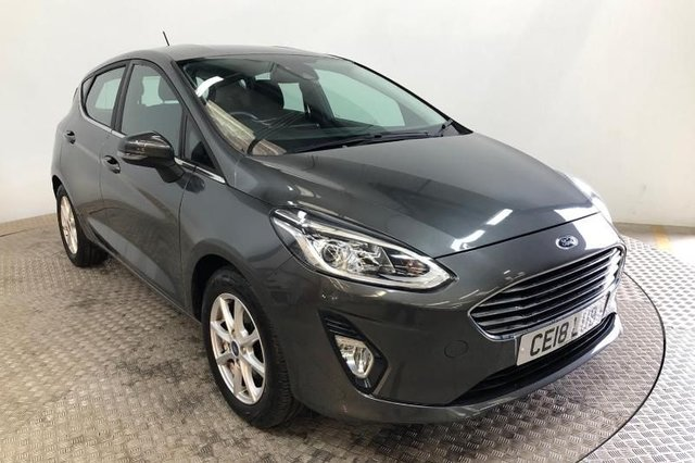 2018 18 FORD FIESTA 1.1 ZETEC NEW MODEL
