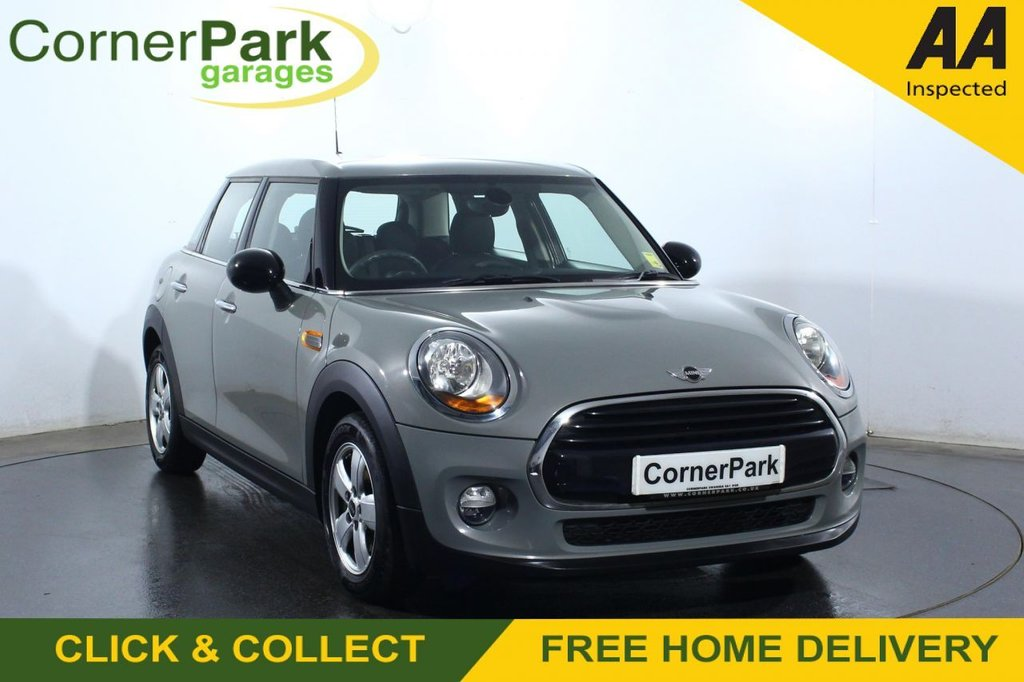 USED 2017 66 MINI HATCH COOPER 1.5 COOPER 5d 134 BHP