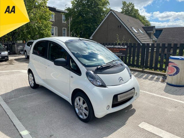 View our CITROEN C-ZERO