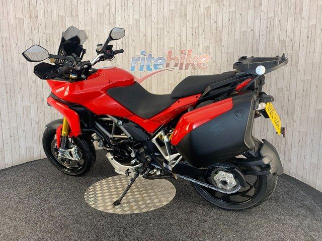 DUCATI MULTISTRADA 1200 at Rite Bike