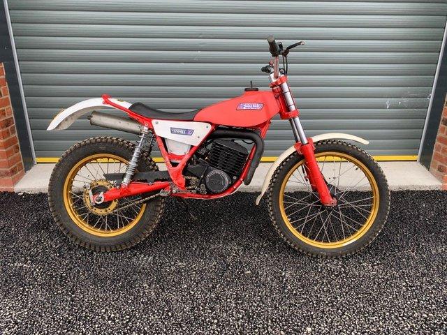 1982 FANTIC MOTOR 240 SERIES Professional Trials Bike