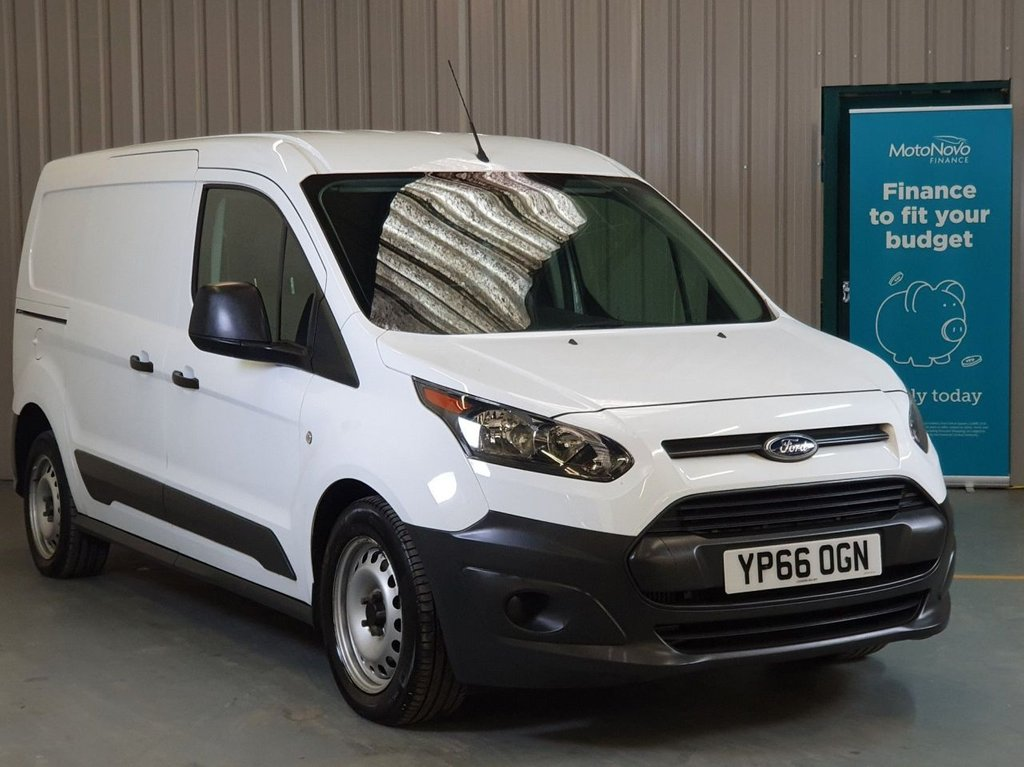 USED 2016 66 FORD TRANSIT CONNECT 1.5 230 DCIV 100 BHP L2 5 SEAT
