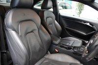 USED 2013 13 AUDI A5 2.0 TDI BLACK EDITION 2d 177 BHP