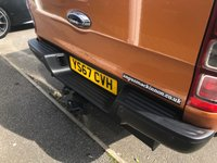 USED 2017 67 FORD RANGER 3.2 WILDTRAK 4X4 4dr 5 Seat Double Cab Pickup AUTO with Massive High Spec Lovely Low Mileage Lockable Rear Roller Cover Towbar. Recent Service including Air Filter & MOT Now Ready to Finance and Drive Away Today Low Mileage for Age stunning in Vibrant Orange!