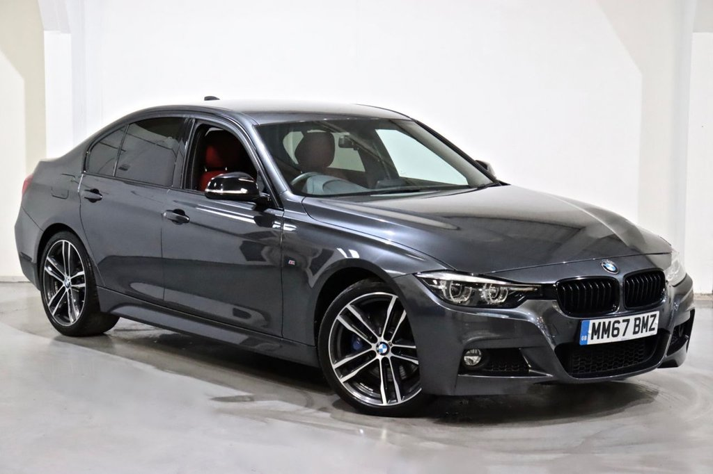 USED 2017 67 BMW 3 SERIES 2.0 320D M SPORT SHADOW EDITION 4d 188 BHP