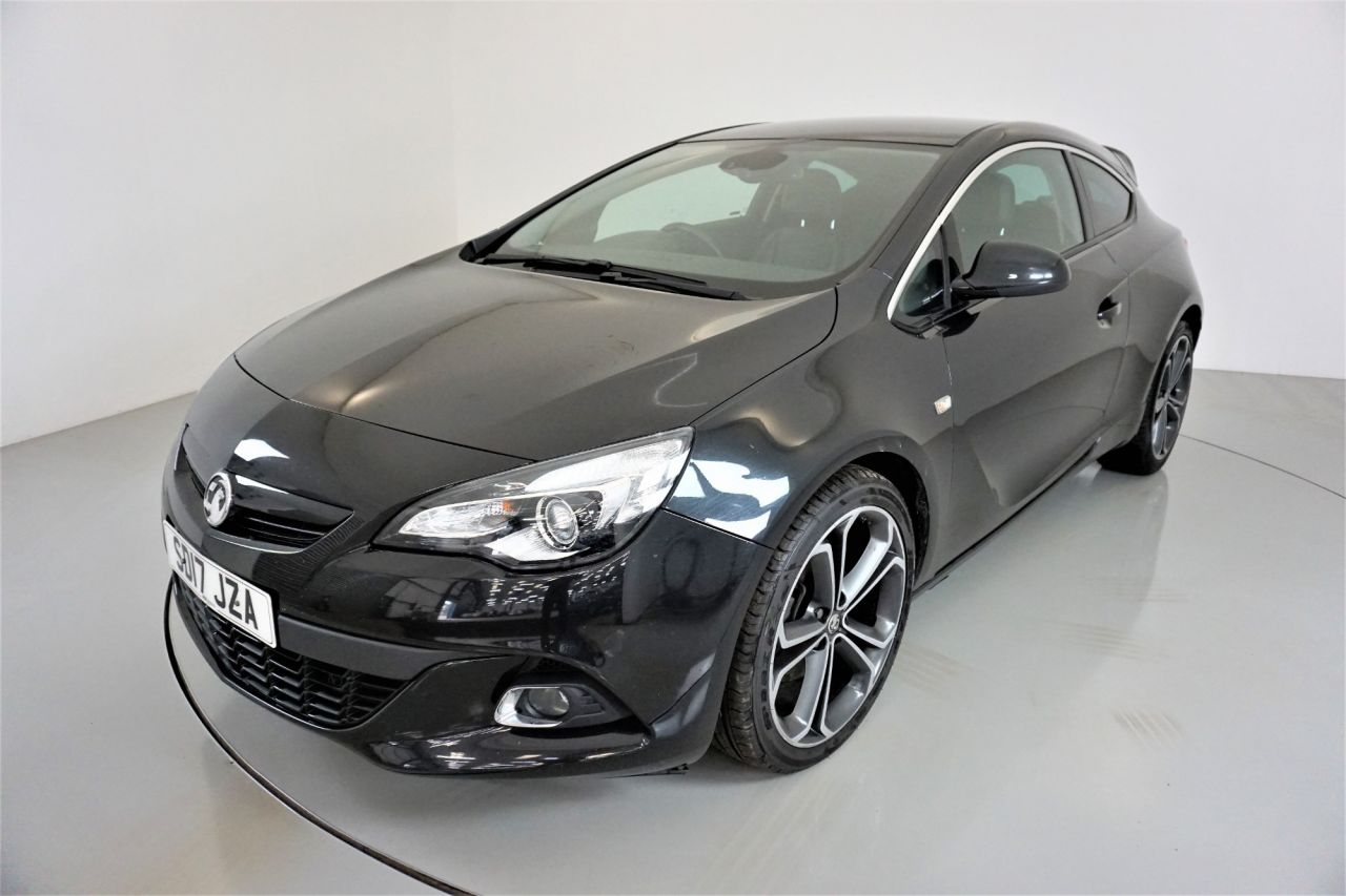 Used VAUXHALL ASTRA GTCfor sale
