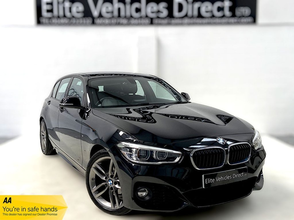 USED 2017 67 BMW 1 SERIES 1.5 116D M SPORT 5d 114 BHP
