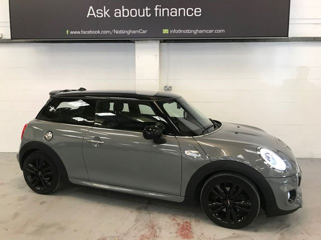 USED 2016 66 MINI HATCH COOPER 2.0 COOPER S 3d 189 BHP