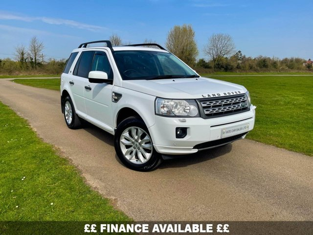 USED 2011 61 LAND ROVER FREELANDER 2 2.2 SD4 HSE 5d 190 BHP (FREE 2 YEAR WARRANTY)