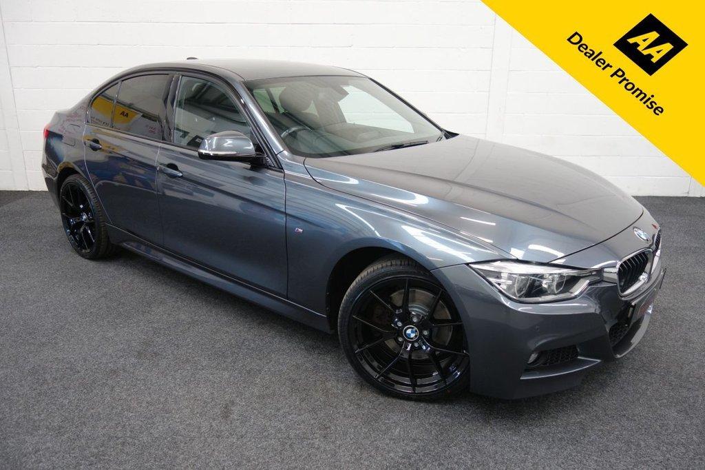 USED 2016 16 BMW 3 SERIES 3.0 330D XDRIVE M SPORT 4d 255 BHP