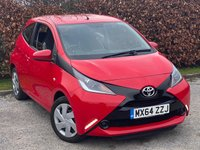 USED 2014 64 TOYOTA AYGO 1.0 VVT-I X-PLAY 3d 69 BHP * 12 MONTHS FREE AA MEMBERSHIP * IDEAL FIRST CAR *