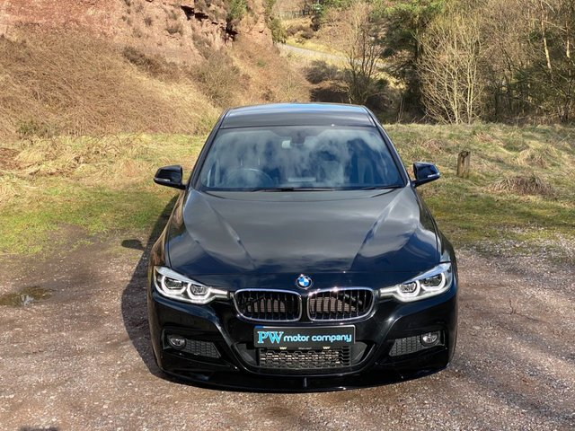 USED 2018 68 BMW 3 SERIES 2.0 320D M SPORT 4d 188 BHP LOW MILES