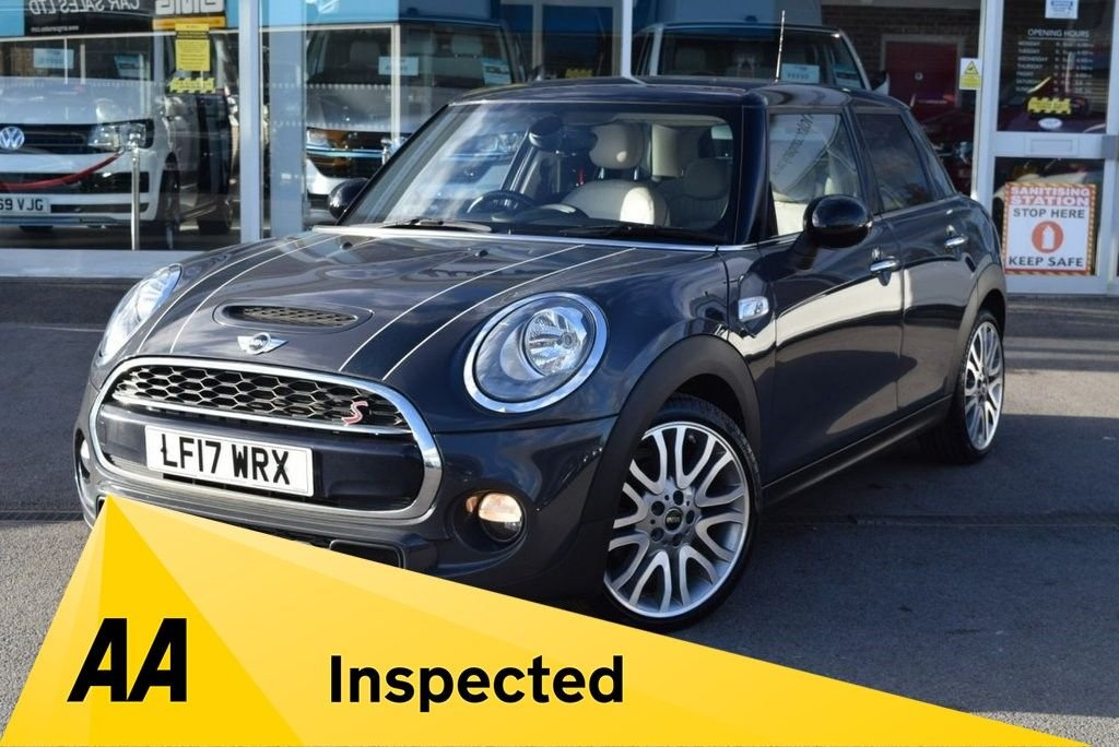 USED 2017 17 MINI HATCH COOPER 2.0 COOPER SD 5d 168 BHP FINANCE TODAY WITH NO DEPOSIT.  SERVICE HISTORY.