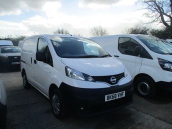 2018 NISSAN NV200 1.5 DCI ACENTA 5d 90 BHP twin side loading drs SOLD