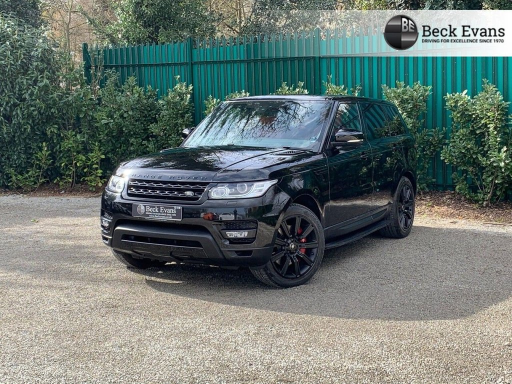 USED 2017 67 LAND ROVER RANGE ROVER SPORT 3.0 SDV6 HSE DYNAMIC 5d 306 BHP