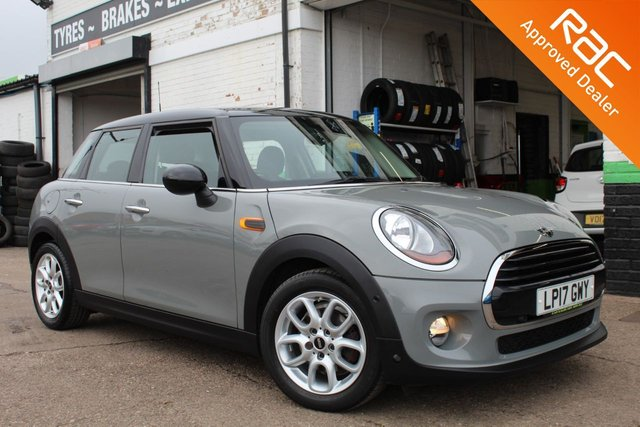 USED 2017 17 MINI HATCH COOPER 1.5 COOPER 5d 134 BHP PEPPER PACK VIEW AND RESERVE ONLINE OR CALL 01527-853940 FOR MORE INFO.