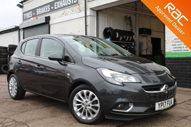 USED 2017 17 VAUXHALL CORSA 1.4 SE 5d 89 BHP AUTOMATIC VIEW AND RESERVE ONLINE OR CALL 01527-853940 FOR MORE INFO.