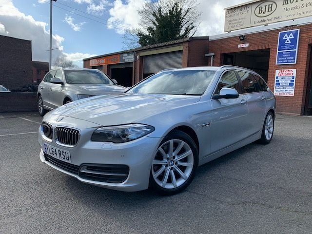 USED 2015 64 BMW 5 SERIES 2.0 520I SE TOURING 5d 181 BHP