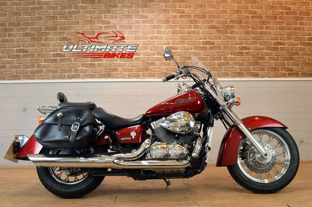 USED 2007 07 HONDA VT 750 C5 SHADOW - FREE DELIVERY AVAILABLE