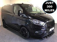 USED 2020 70 FORD TRANSIT CUSTOM 2.0 280 LIMITED P/V ECOBLUE 129 BHP
