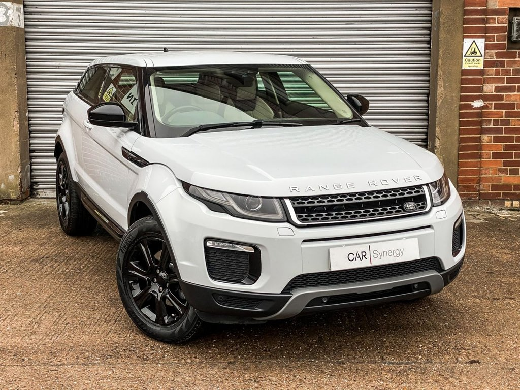 USED 2016 65 LAND ROVER RANGE ROVER EVOQUE 2.0 TD4 SE TECH 3d 177 BHP