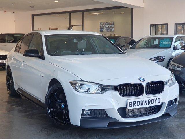 USED 2016 66 BMW 3 SERIES 2.0 320D M SPORT 4d 188 BHP BM PERFORMANCE STYLING+6.9%APR