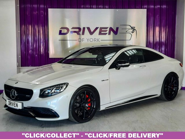 View our MERCEDES-BENZ S 63 AMG