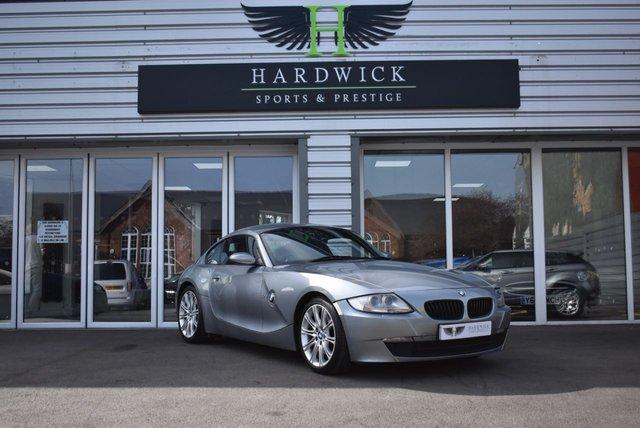 2008 08 BMW Z4 3.0 Z4 SI SPORT COUPE 2d 262 BHP