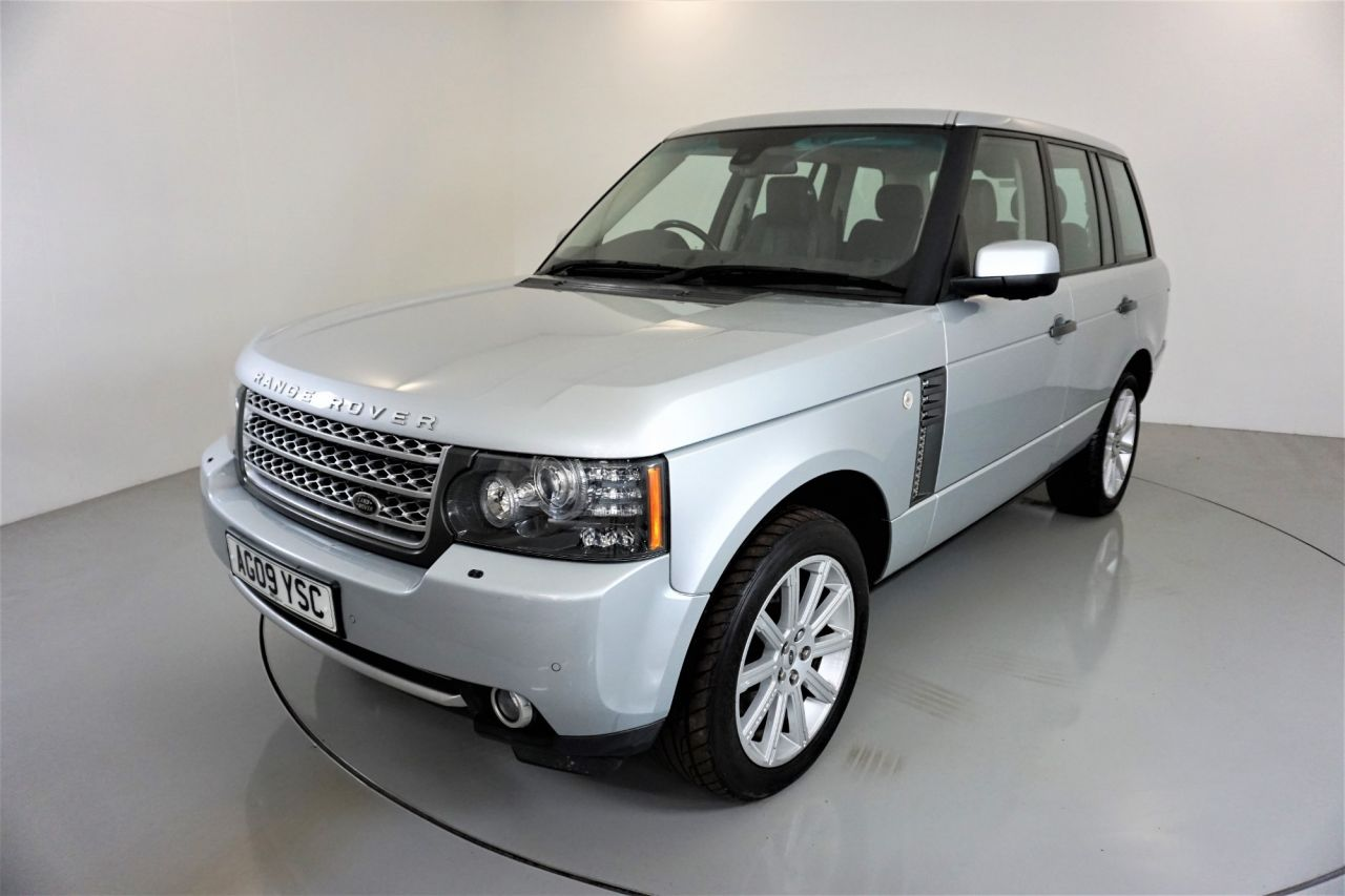 Used LAND ROVER RANGE ROVERfor sale
