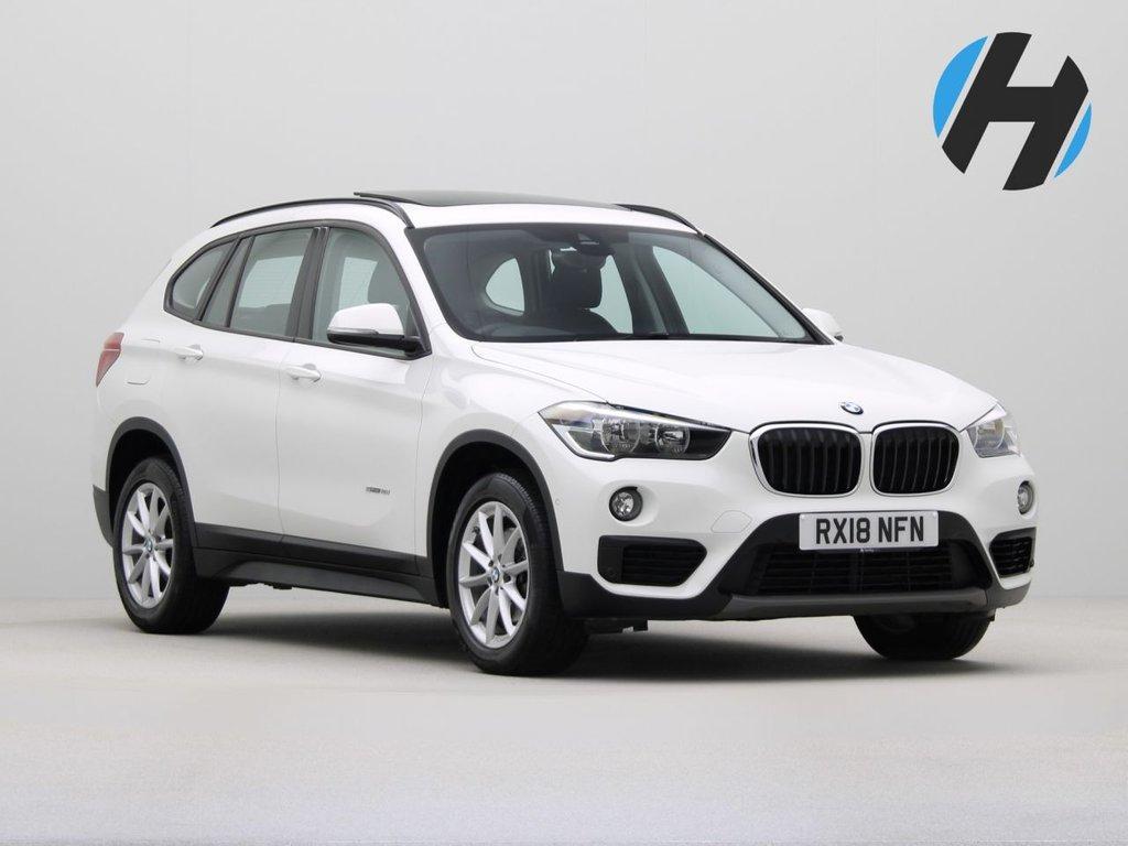 USED 2018 18 BMW X1 1.5 SDRIVE 18I SE
