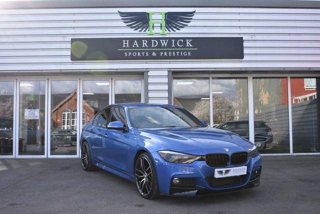 2016 65 BMW 3 SERIES 2.0 320D M SPORT 4d 188 BHP