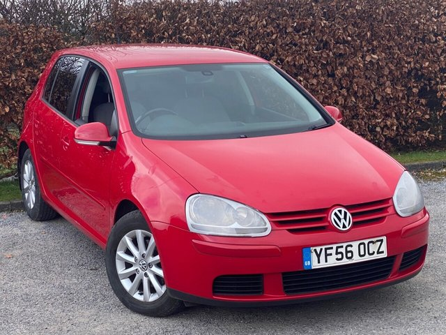 USED 2007 56 VOLKSWAGEN GOLF 1.6 MATCH FSI 5dr AUTOMATIC * AUTOMATIC * 12 MONTHS FREE AA BREAKDOWN COVER *
