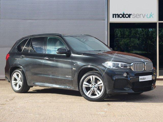 USED 2017 17 BMW X5 3.0 XDRIVE40D M SPORT 5d 309 BHP