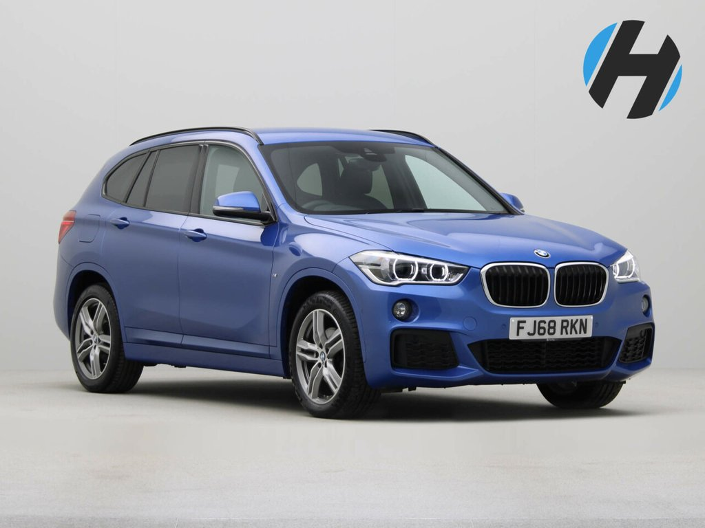 USED 2018 68 BMW X1 2.0 XDRIVE 18D M SPORT