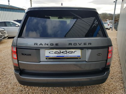 USED 2016 66 LAND ROVER RANGE ROVER 3.0 TDV6 VOGUE 5d 255 BHP