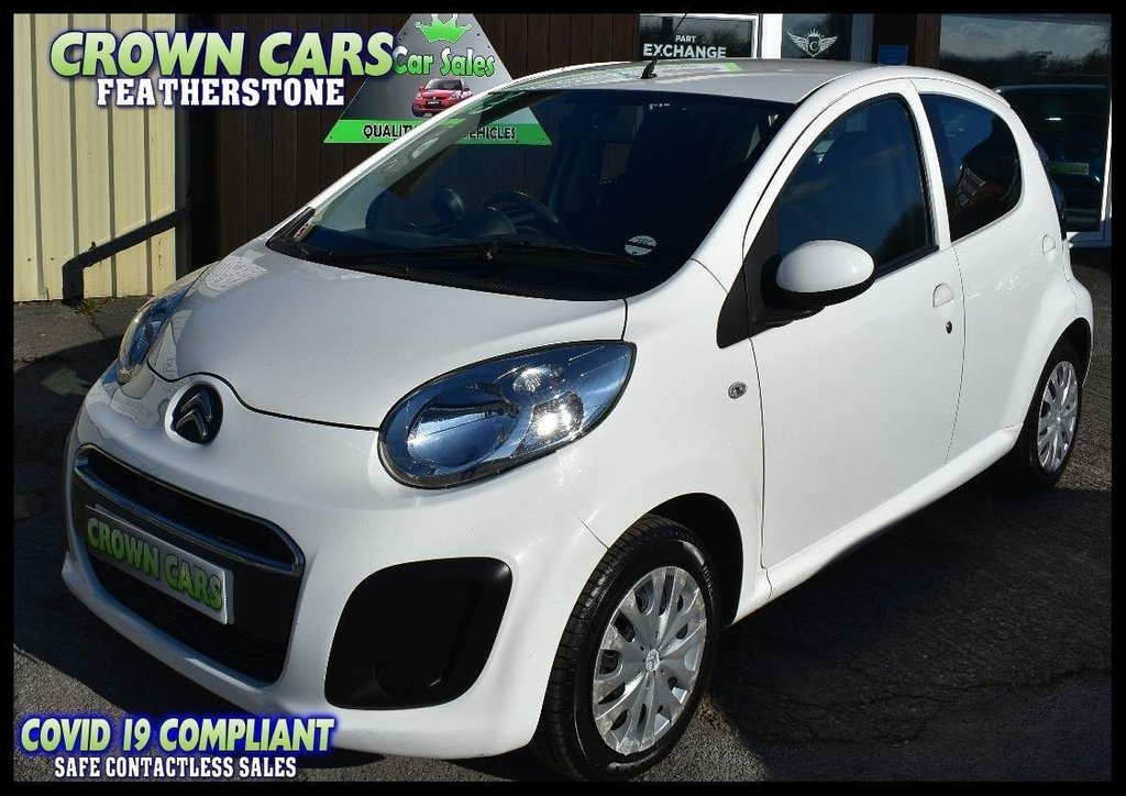 USED 2013 13 CITROEN C1 1.0 i VTR 5dr BEAUTIFUL CHERISHED EXAMPLE