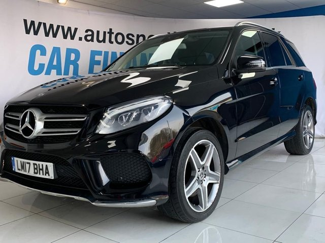 MERCEDES-BENZ GLE-CLASS at Autos North West