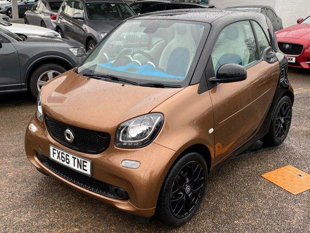 SMART FORTWO at Tim Hayward Car Sales