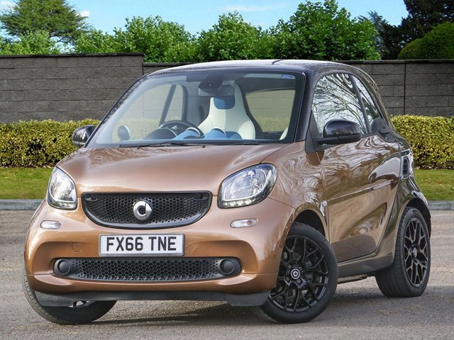 SMART FORTWO at Tim Hayward Car Sales
