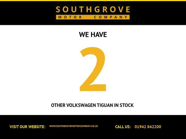 USED 2014 14 VOLKSWAGEN TIGUAN 2.0 MATCH TDI BLUEMOTION TECH 4MOTION DSG 5d 139 BHP