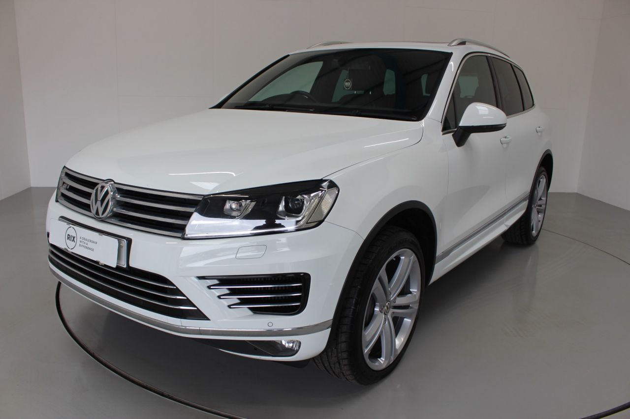 Used VOLKSWAGEN TOUAREGfor sale