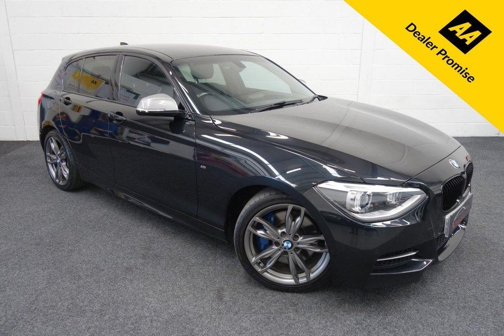 USED 2014 K BMW 1 SERIES 3.0 M135I 5d 316 BHP