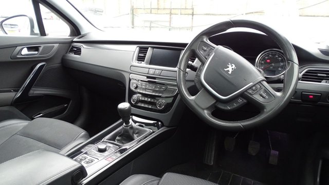 USED 2013 13 PEUGEOT 508 2.0 HDI SW ALLURE 5d 140 BHP VERY HIGH SPEC CAR