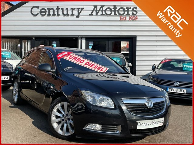 2012 62 VAUXHALL INSIGNIA 2.0 CDTI ELITE Tourer 5dr - FULL LEATHER