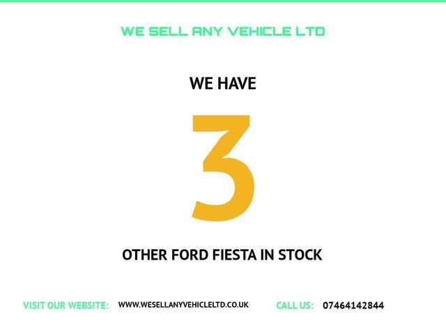 USED 2012 12 FORD FIESTA 1.2 ZETEC 3d 81 BHP 1 YEAR MOT