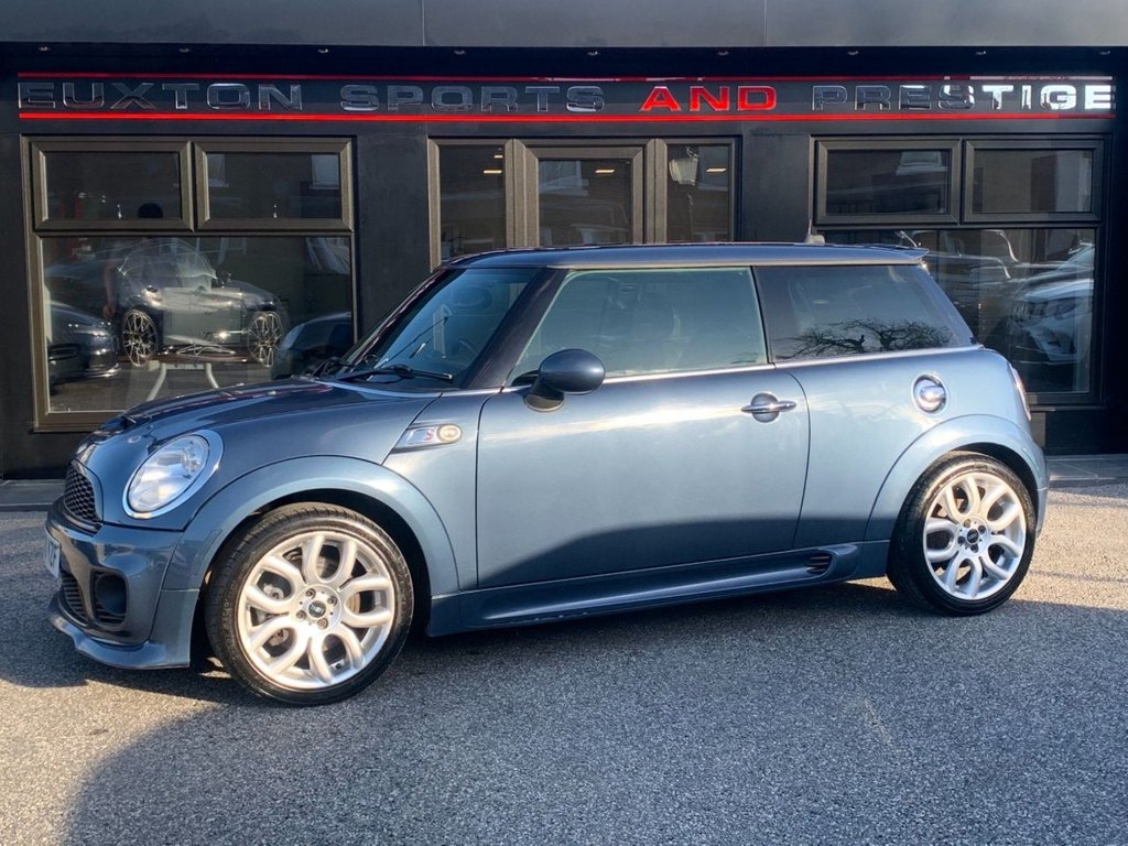 USED 2010 10 MINI HATCH COOPER 1.6 Cooper S 3dr JCW BODY STYLING/£9K SPEC