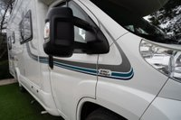 USED 2007 07 FIAT DUCATO AUTOTRAIL SCOUT SE SIX BERTH FOUR TRAVELLING SEATS ONE FAMILY OWNER COMPREHENSIVE FULL SERVICE HISTORY BIKE RACK TOWBAR AND ELECTRICS
