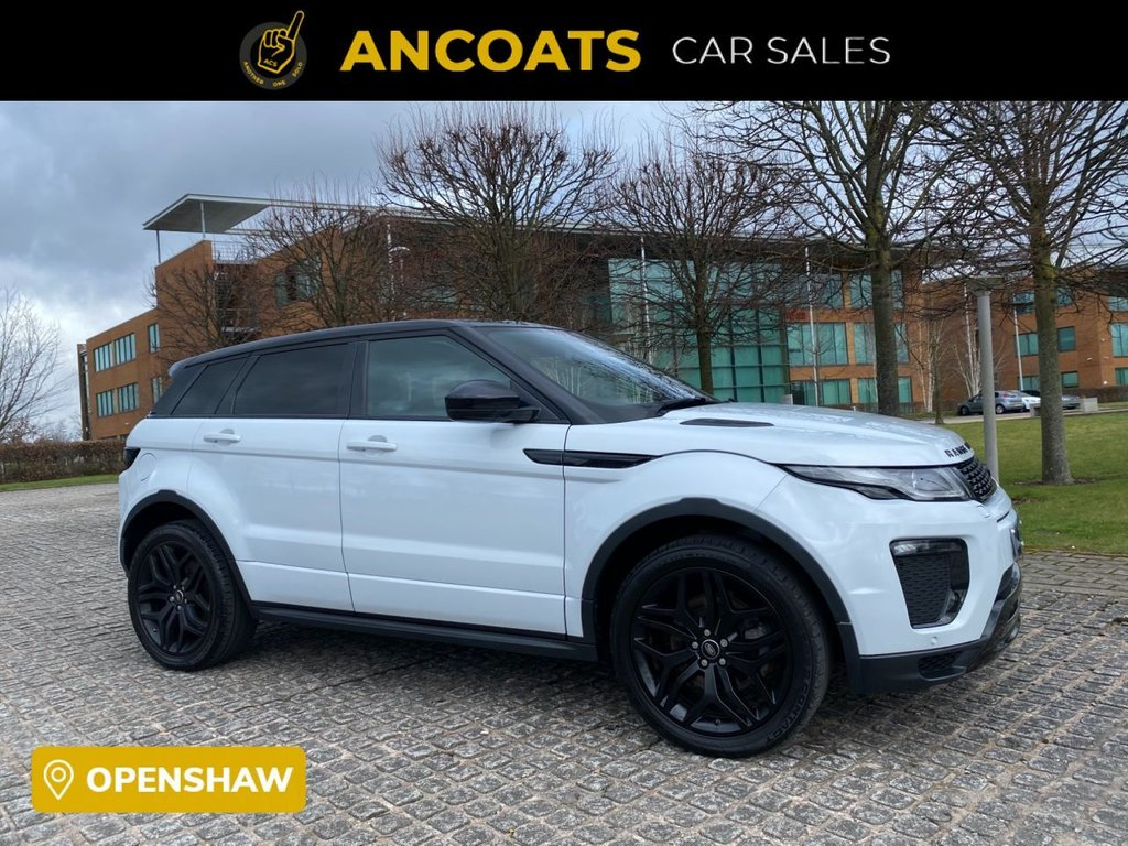 USED 2017 66 LAND ROVER RANGE ROVER EVOQUE 2.0 TD4 HSE DYNAMIC 5d AUTO 177 BHP 1 Former Keeper+ Finance Available+PCP+Heated Leather Seat+Memory+S/History+Sat-Nav+2 Keys+Mot Till JAN 2021+ Nationwide Delivery+Nationwide Warranty+Rea Camera+Bluetooth+Dab+Xenon